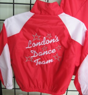 london dance jacket