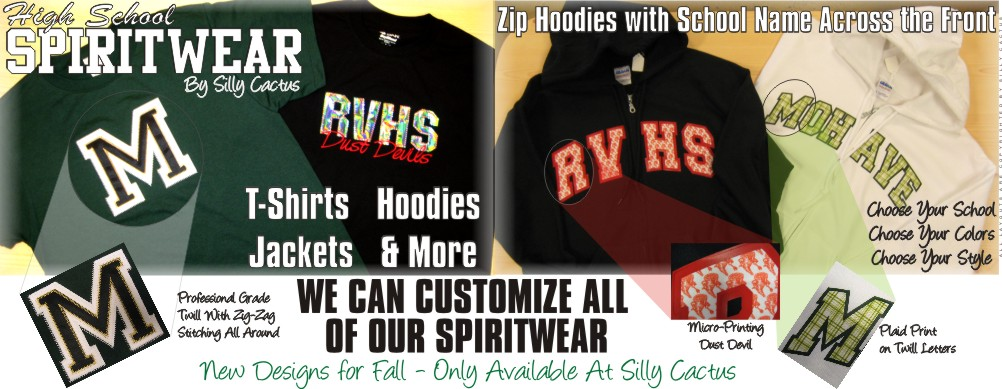 Bullhead School Uniform Spiritwear by Silly Cactus